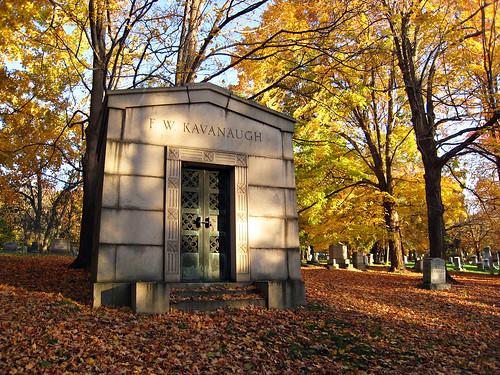Oakwood Cemetery - Troy, NY - 06 | by sebastien.barre