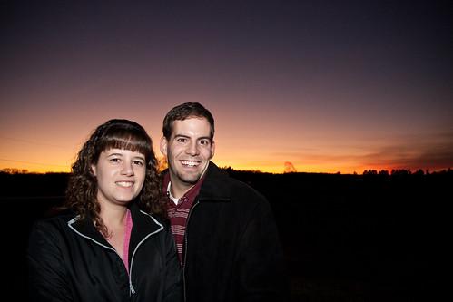 christmas family sunset sky virginia colorful sister amelia brotherinlaw phillipbrinkley heatherbrinkley