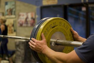 Loading weights   by jontunn