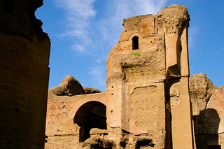 Terme di Caracalla | by teldridge+keldridge