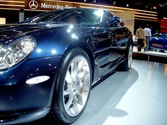 Nuevo Mercedes SLR Roadster