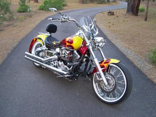 2005 Yamaha V-Star 650 Custom by windstar | www CruiserCusto… | Flickr