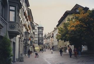 Schaffahusen Street