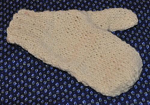 The mitten | by littlesisterhandmade