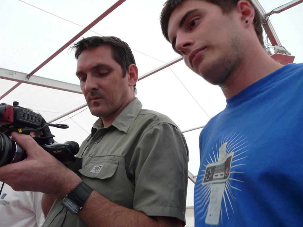 l'équipe de Freenews TV