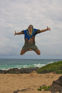 Tri Hara  jump