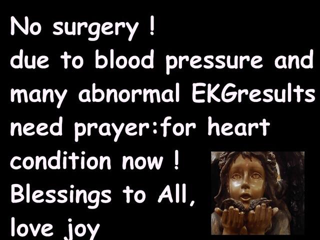 need prayer Again !