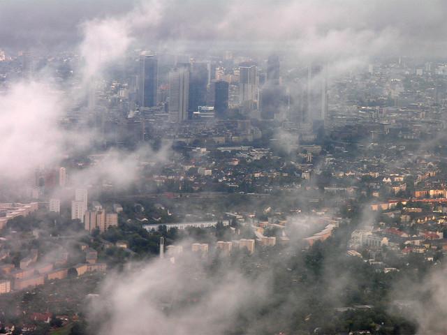 Frankfurt - aerial 2