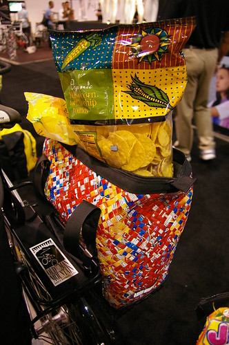 Recycled Panniers | by Dapper Lad Cycles