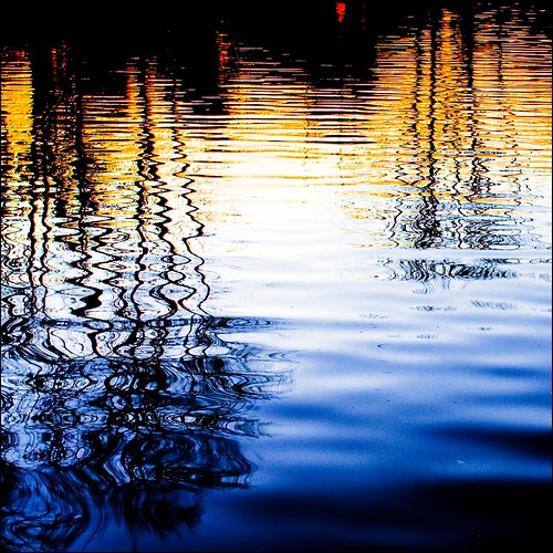 blue sunset lake reflection tree water fp daruma canon35f14l xpl canon40d earlswoodcommon lookswonderful