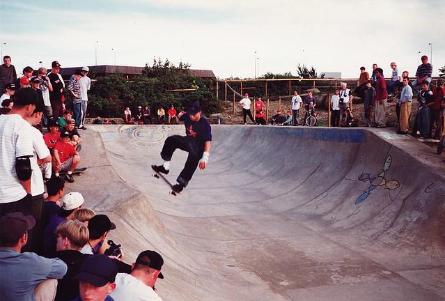 Salman Agah, Livingston August 1992
