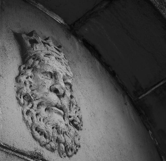 Bath House Detail