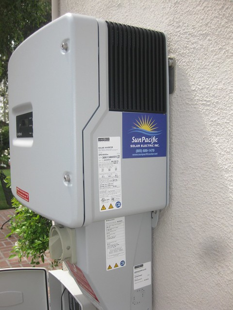 IMG_5110 Scheffler solar electrical by Sun Pacific inverter