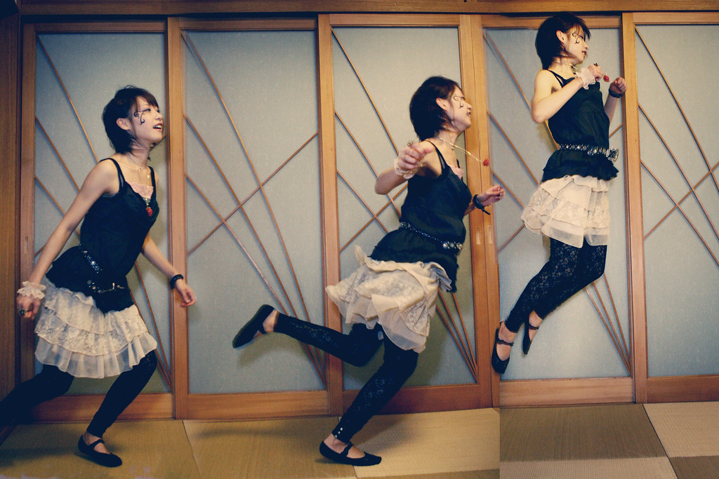 fly | like a fairy  Model: Shiho Asai | Cathy Wang | Flickr