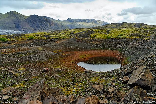 Iceland Skaftafell