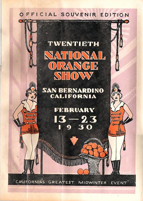 20th National Orange Show