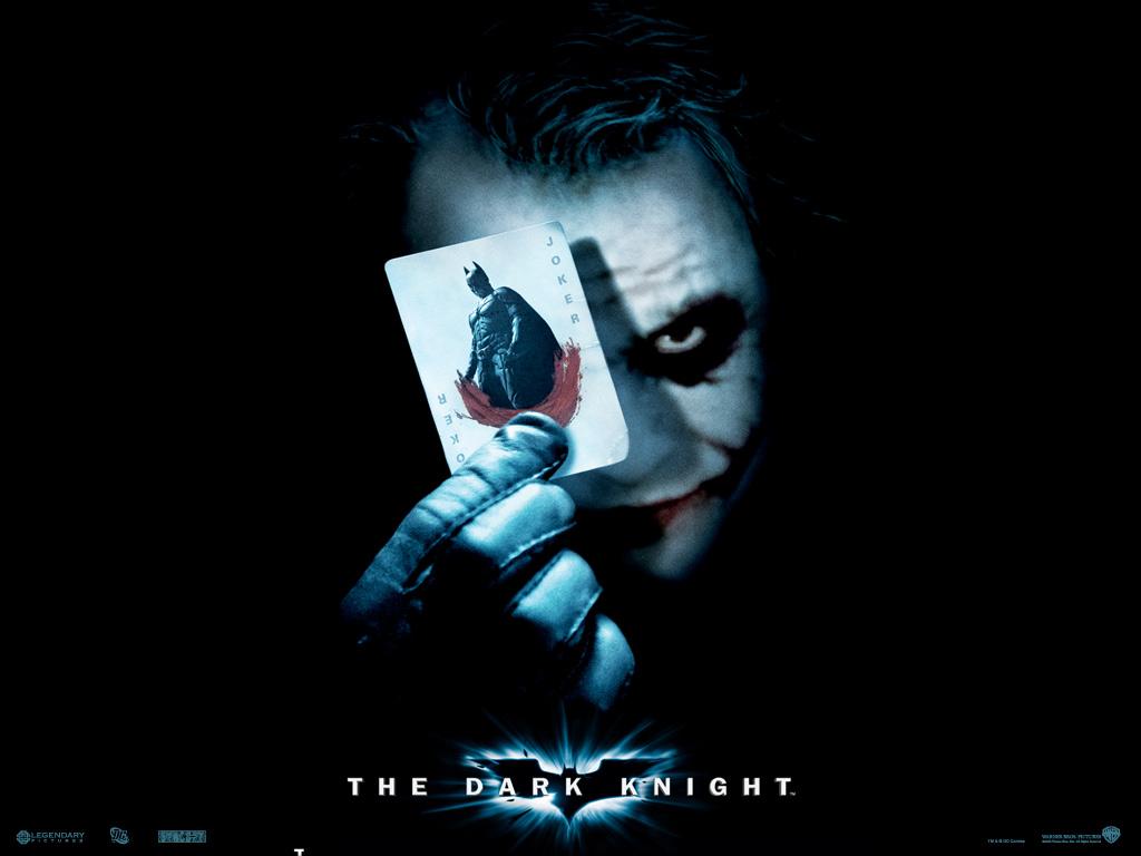 The Dark Knight Joker Card Movie Wallpaper Djffny Flickr
