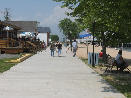 Boardwalk, Colonial Beach