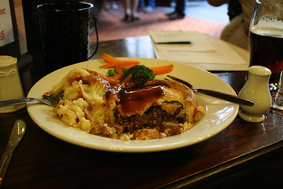 Meat Pie at The Salisbury | by jamingray