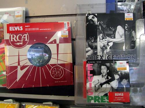Elvis & Marc Get It On | by bp fallon