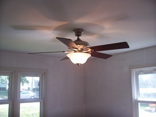 Master Bedroom Ceiling Fan | by Evan Courtney