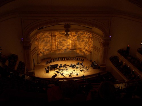 Illegal Carnegie Hall Picture | by chefelf