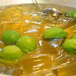 Ai Yu Jelly with Lemon Juice 檸檬愛玉