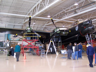 Canadian Warplane Heritage 683 Lancaster X | by cetaylor