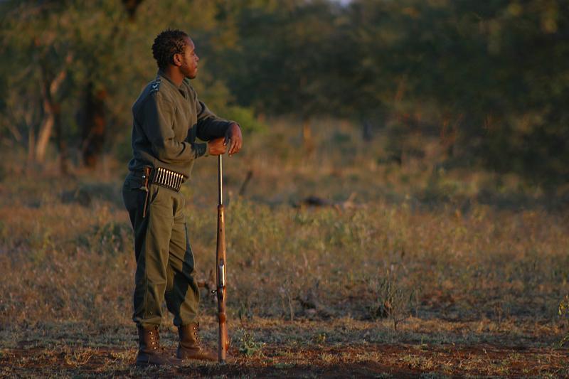 Ranger - Kruger NP