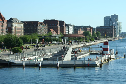 Copenhagen Harbour Bath - Islands Brygge