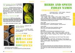 387-388 spices info (xiii)   Kaffir Lime Leaves,Blue Dragon