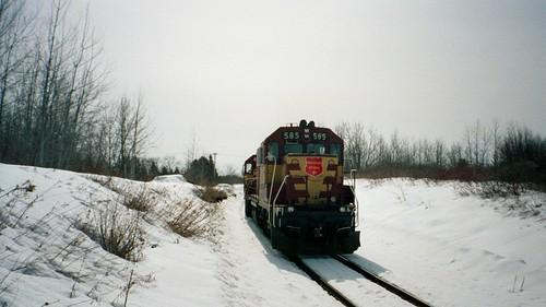railroad usa wisconsin train tracks asland ashlandcounty