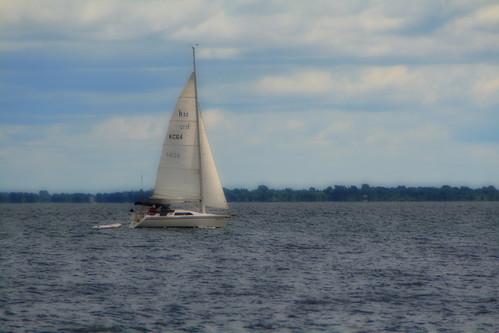 ontario canada water clouds sailboat boat sailing kingston sail lakeontario summerfun orton amherstview cans2s