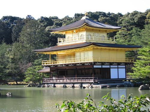 Rokuon-ji Temple 'Golden Pavilion' - Kyoto 032 | by 3chopsticks