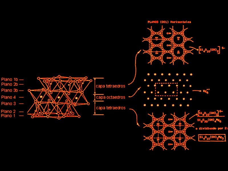 estructura, membranas