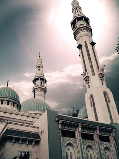 Abu Bakr mosque | by Ranoush.