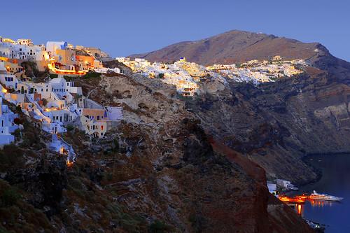 Oia, Santorini | by MarcelGermain