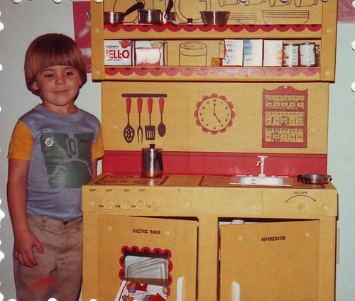My little kitchen