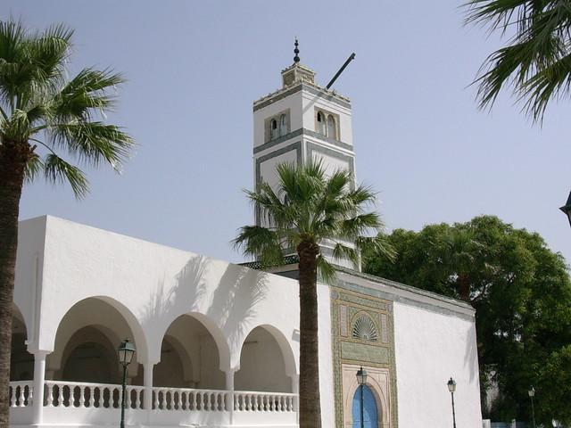 Tunesien - Tunis - Moschee am Bey Palast