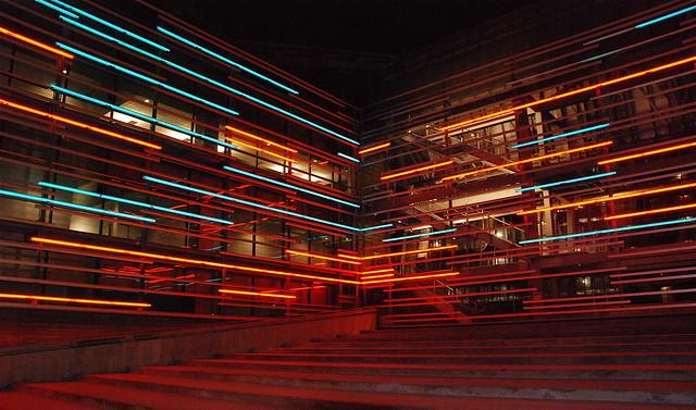Caltrans District 7 Headquarters, Los Angeles, by Thom Mayne (Morphosis)