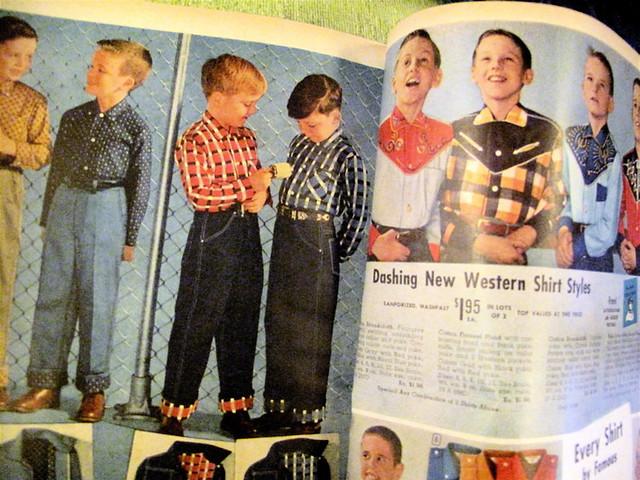 Montgomery Ward Catalog. 1957 - 1958. Fall and Winter