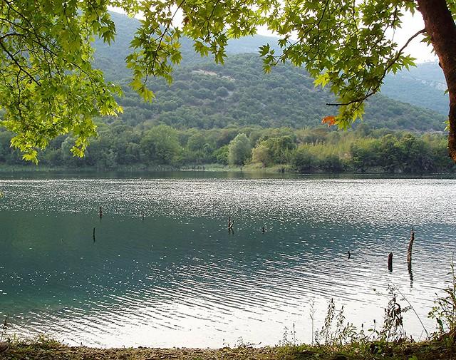Αλιάκμονας / River Aliamkonas-north Greece