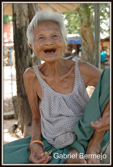 Una risa sincera - Sukhothai