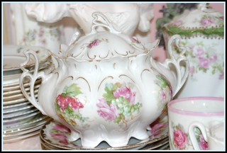 Victorian Biscuit Jar | by Sherry's Rose Cottage