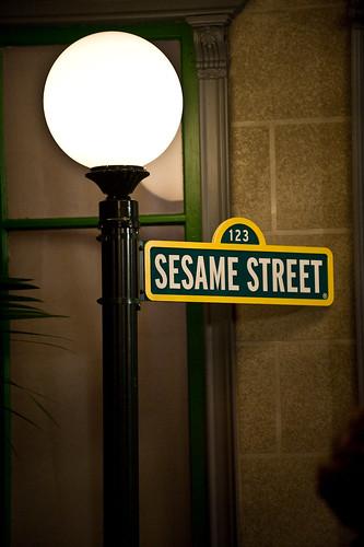 BlogHer 08 - Sesame Street Suite | by hyku