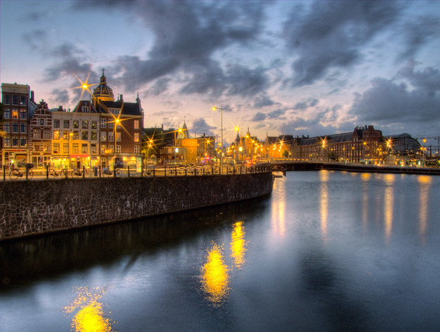 Amsterdam - To Centraal Station
