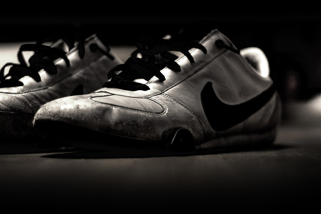 buscar renombre mundial envío gratis Old trainers | Nike Sprint Brother 17/09/08 R.I.P 50mm 1.8 w… | Flickr