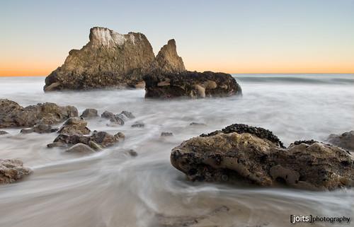 ocean sunset beach water rocks surf malibu pacificocean waterblur elmatador elmatadorstatebeach socalexploration