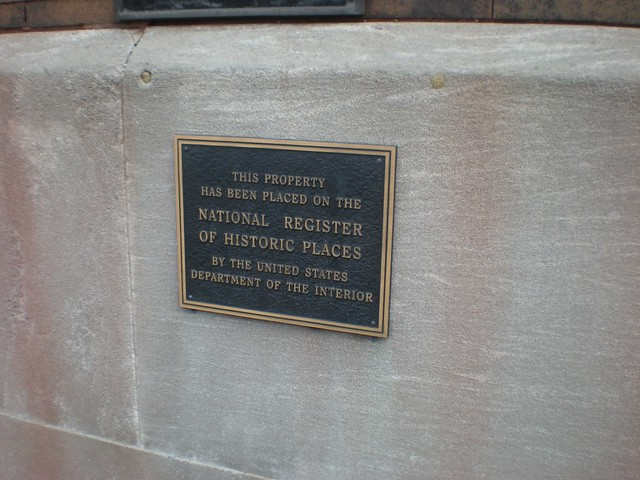 NRHP Marker
