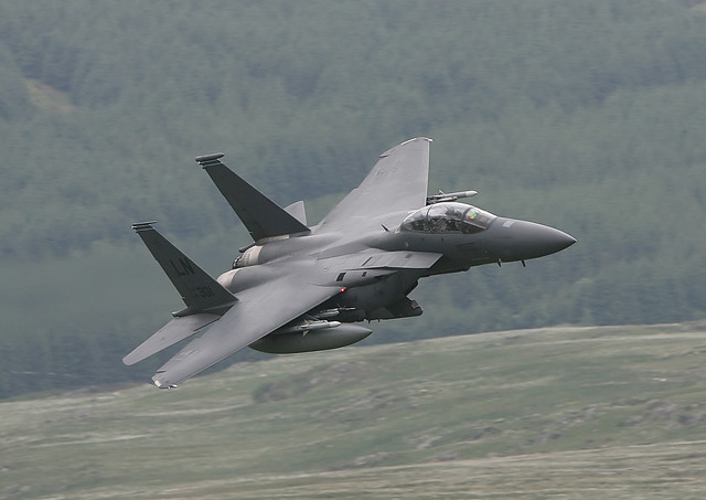 F15 E Strike Eagle Cad West